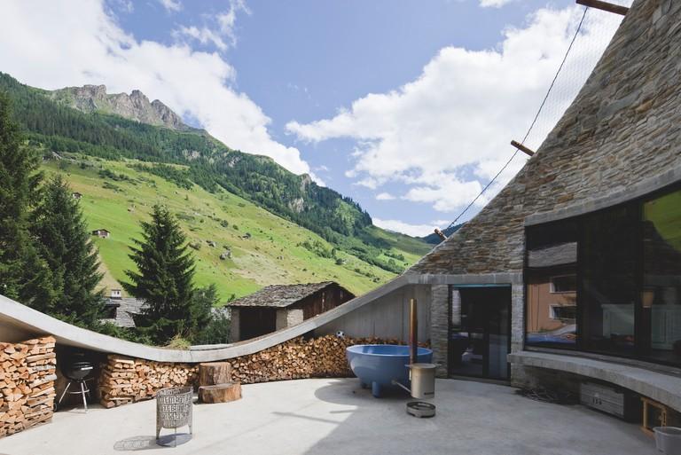 SeARCH and CMA, Villa Vals, 2009, Graubünden, Switzerland