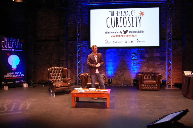 The Festival of Curiosity at Smock Alley Theatre | © Sandra/Flickr