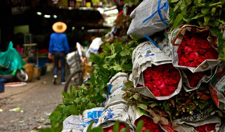 Flower Market, Bangkok