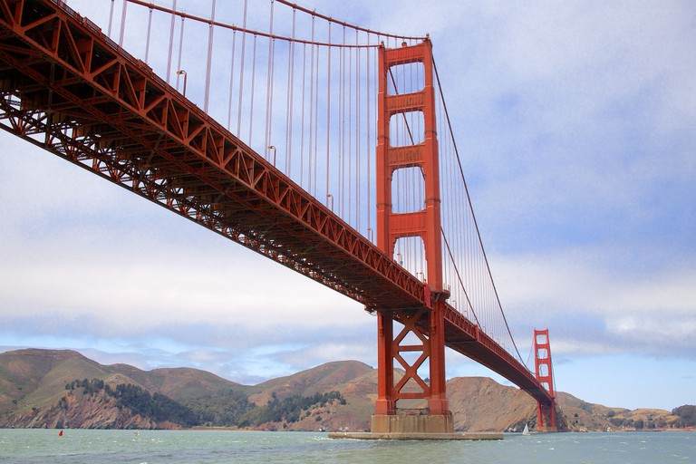Golden Gate Bridge © Adam Campbell/Flickr