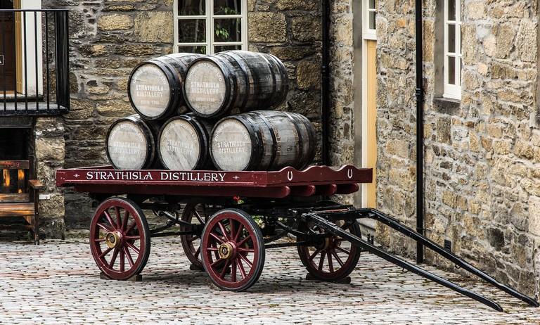 Strathisla Distillery | © zefixnix/Flickr