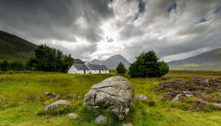 Scottish Cottage | © Jonathan Combe/Flickr