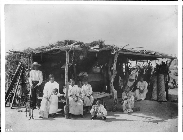 A historic photo of Yaquis in Mexico from the early 1900s | © Ashley Van Haeften/Flickr