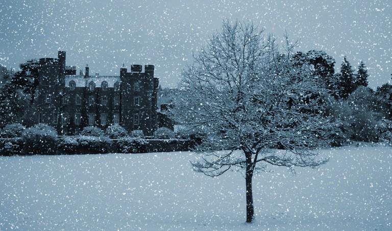 Castlewellan forest park in snow | © Ryan Mcdonald/Flickr