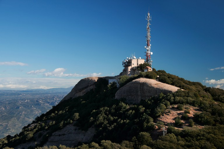 The summit of Montserrat | © Jorge Franganillo