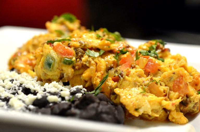 Huevos a la Mexicana | © Kurman Communications, Inc./Flickr