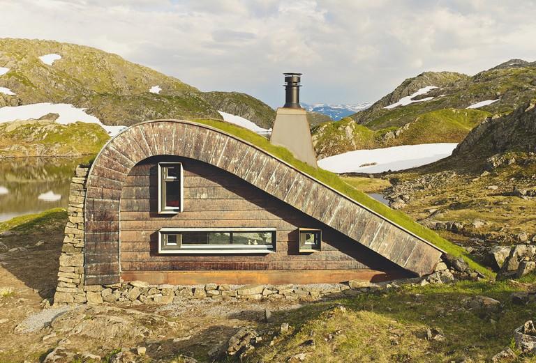 Snøhetta, Bjellandsbu Hunting Lodge, 2013, Etne, Hordaland, Norway