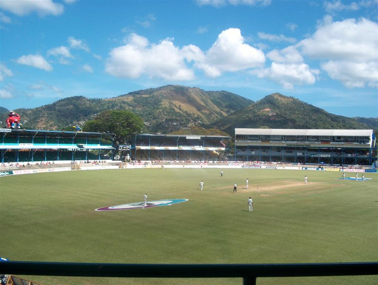 Queens Park Oval, Port of Spain | © Dominic Sayers/Flickr