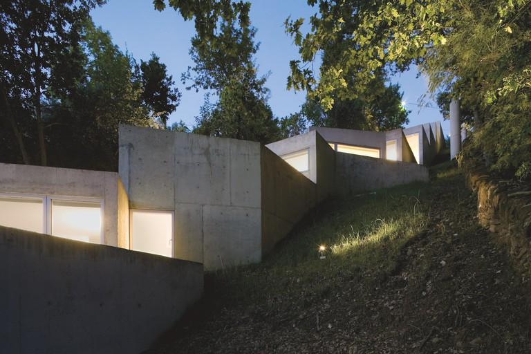 Álvaro Leite Siza Vieira, Tolo House, 2005, Alvite, Portugal