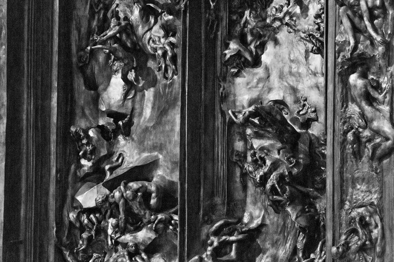 The Gates Of Hell, Rodin | © Dennis Noel López Sosa/Flickr