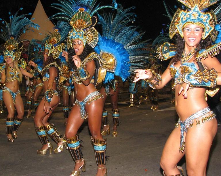 Carnival samba dancers |© Carnaval.com Studios/Flickr