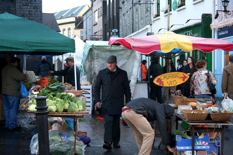 Galway Market   ©Phalinn Ooi/Flickr
