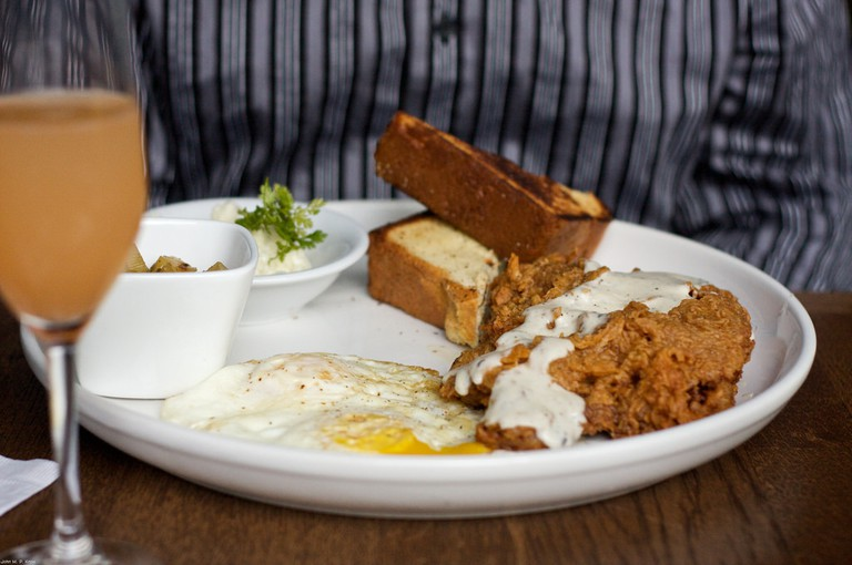Chicken Fried Steak | © John M. P. Knox/Flickr