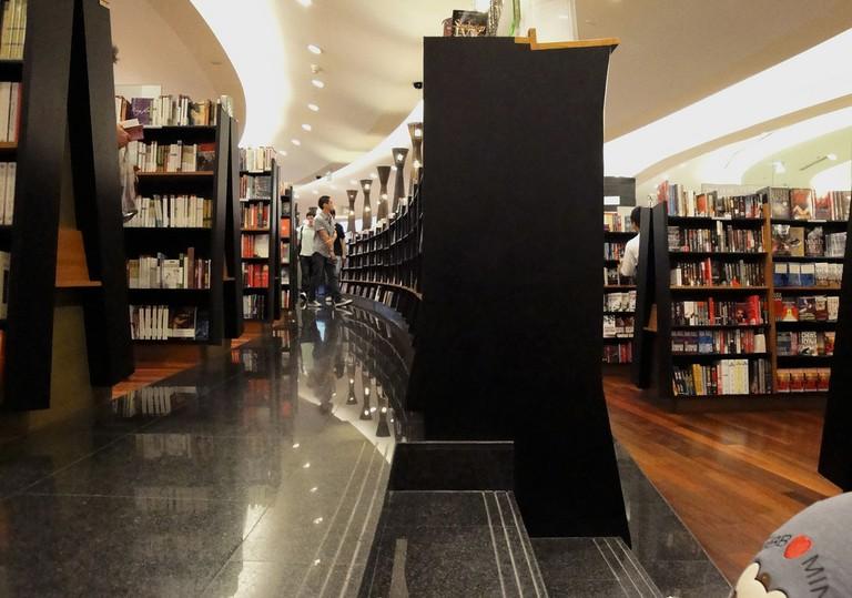 Kinokuniya Bookshop at Siam Paragon