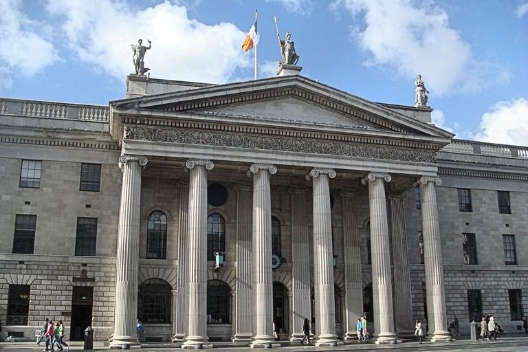 Dublin's GPO | © Liam Moloney/Flickr