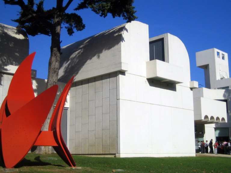 The Joan Miró Foundation © Heidi De Vries