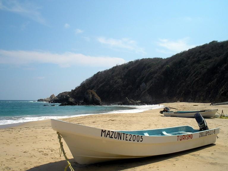 Mazunte | © Gustavo M/Flickr