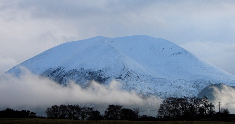 Nephin Mountain, County Mayo | © Mark Waters/Flickr
