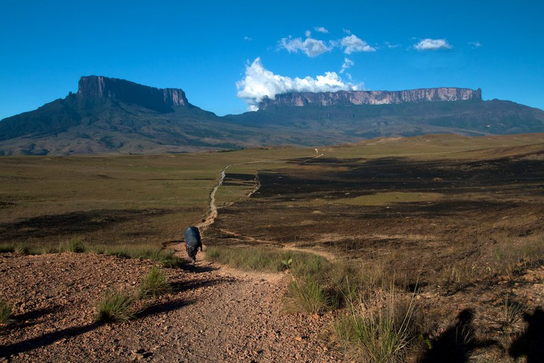 Mount Roraima |© Paulo Fassina/Flickr