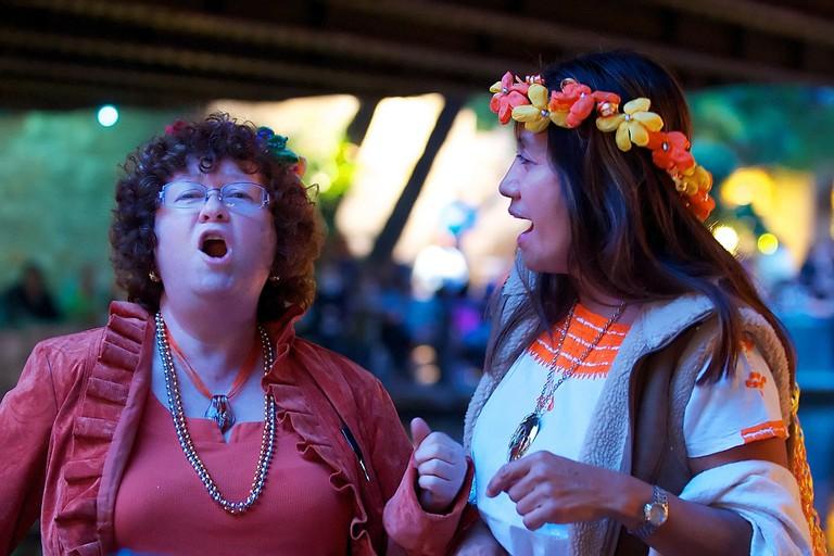 San Antonio Fiesta © Larry Johnson/Flickr