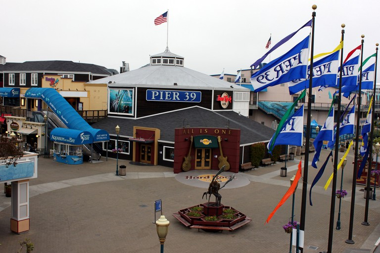 Pier 39 © Prayitno/Flickr