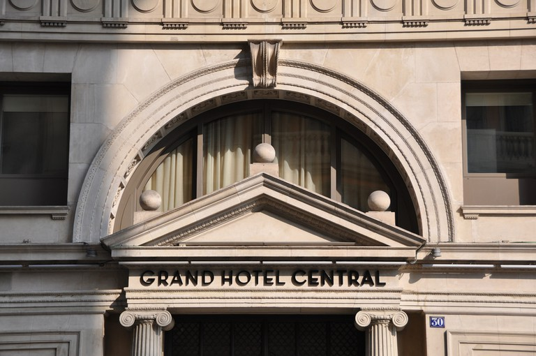The Grand Hotel Central   © Josep Bracons