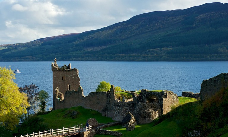 Urquhart Castle | © Miguel Ángel Arroyo Ortega/Flickr