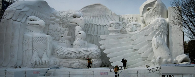 Sapporo Snow Festival | © SteFou!/Flickr