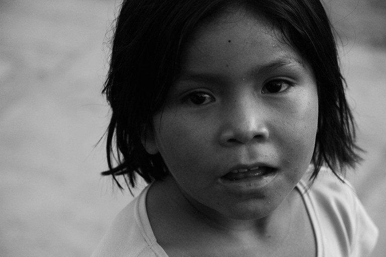 Nahua child | © Asier Solana Bermejo/Flickr