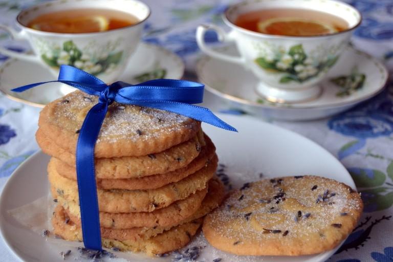 Lavender Shortbread | © Turku Gingerbread/Flickr