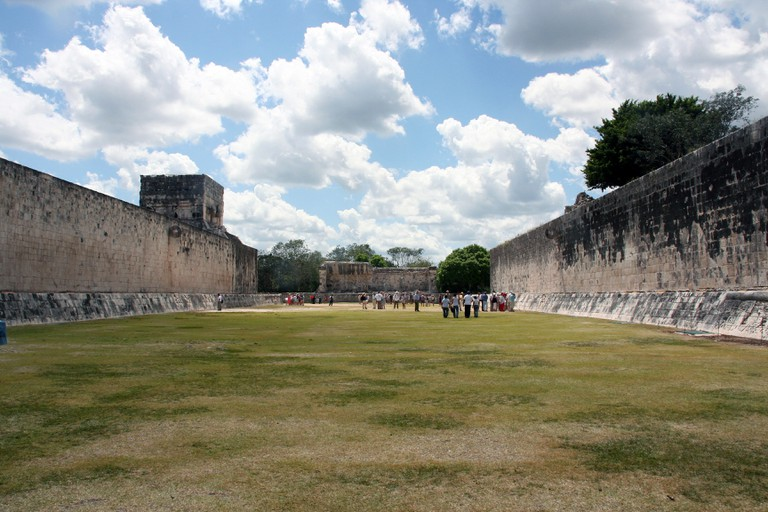 Ballcourt, Chichén Itzá | © Pascal/Flickr