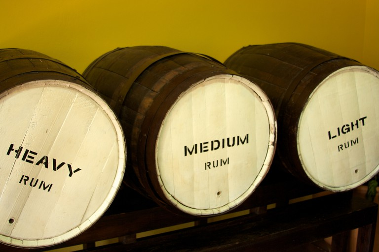 Appleton Rum Distillery | © Channone Arif/Flickr