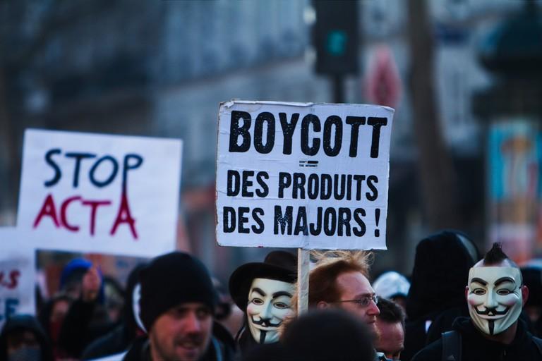 Boycott | © Pierre (Rennes)/Flickr