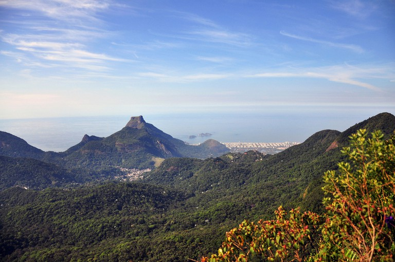 The peaks and forest of Rio |© Alexandre Macieira|Riotur/Flickr