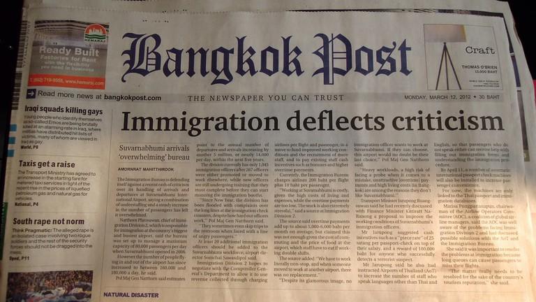 Bangkok Post 12.03.12