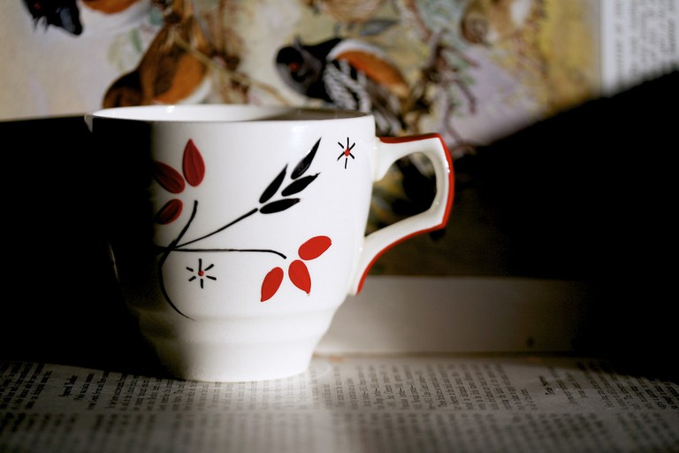 Teacup From A Spoonful Of Vintage | © Jenni Douglas/Flickr