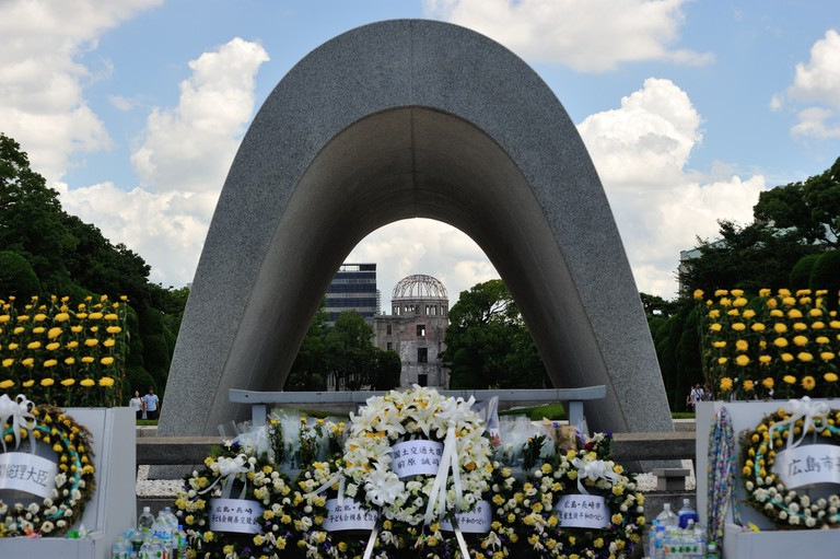 Hiroshima Peace Memorial Park | © Rog01/Flickr