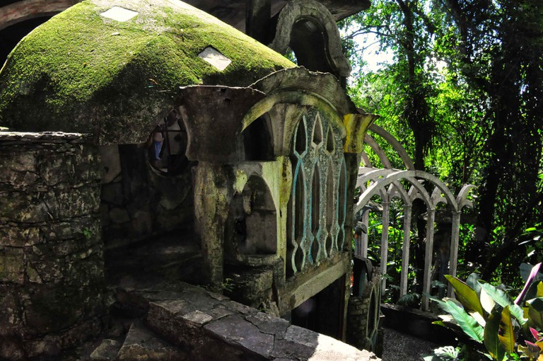 Las Pozas, Xilitla | © Rod Waddington/Flickr