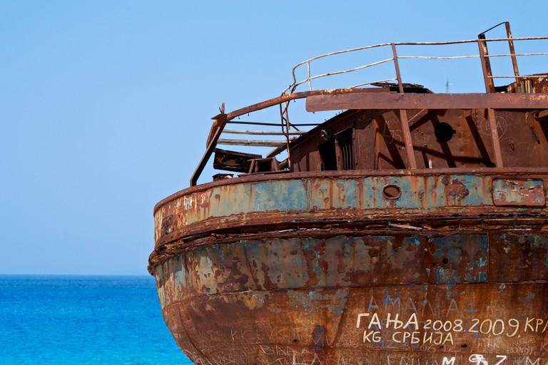 Shipwreck Bay | © Zsolt Fila/Flickr