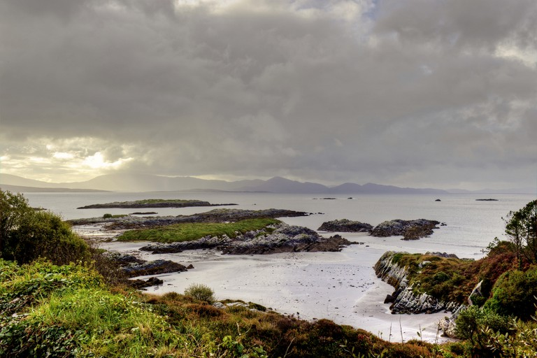 Ring of Kerry shoreline | © Jacob Martin/Flickr