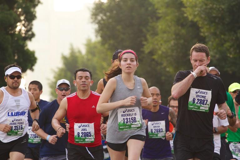 Running © Channone Arif/Flickr