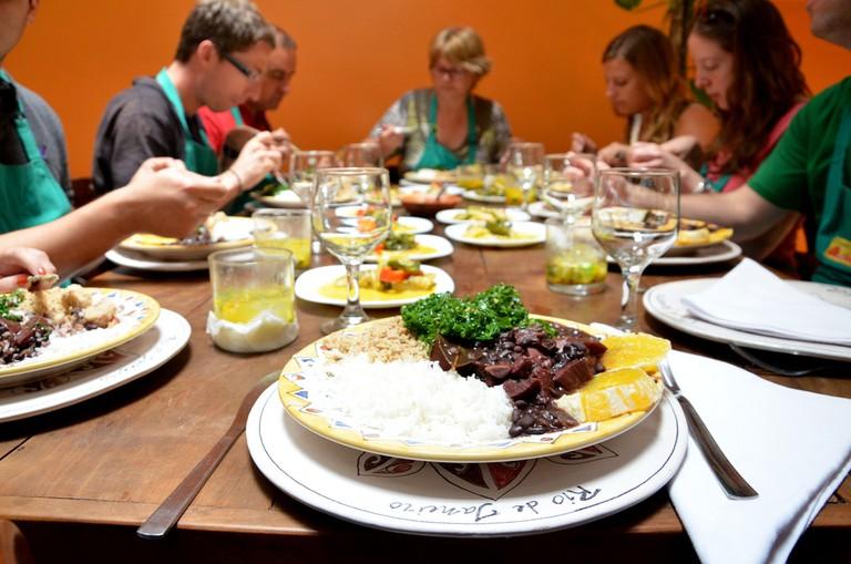 Dinner |© Alexandre Macieira | Riotur/Visit.rio/Flickr