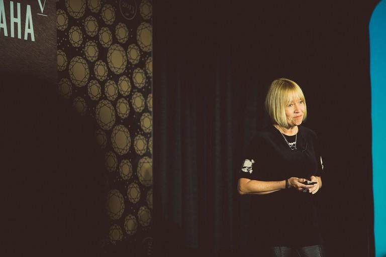 Cindy Gallop at Big Omaha
