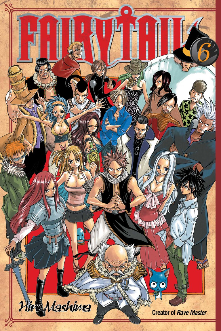 Fairy Tail by Hiro Mashima