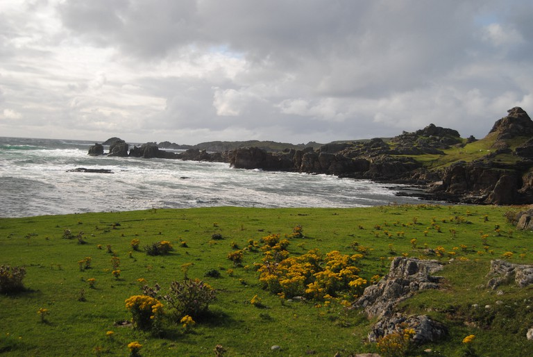 Donegal: on the way to Malin head