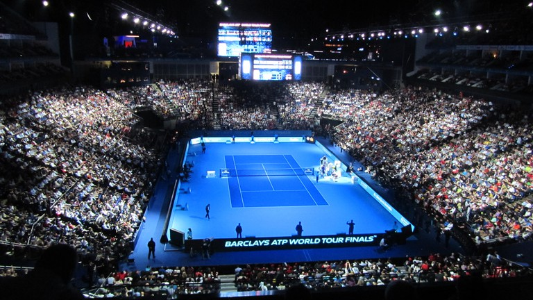 ATP World Tennis Finals | © commons.wikimedia.org