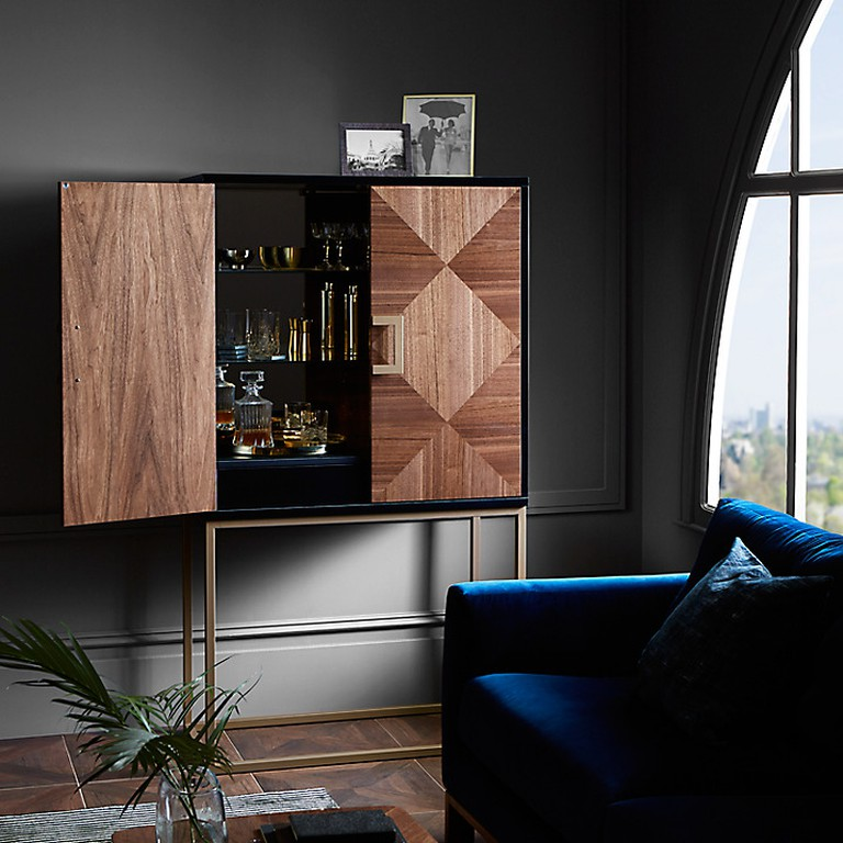 Puccini cocktail cabinet, costs £1,999
