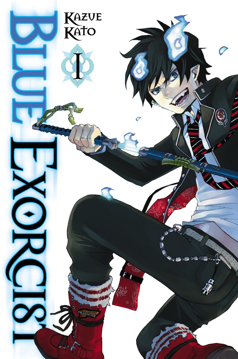 Blue Exorcist by Kazue Kato | © Shueisha (English publisher: Viz Media)