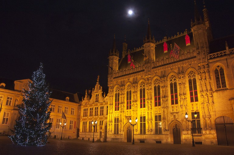 Burg square | © Simon Caulton/Flickr