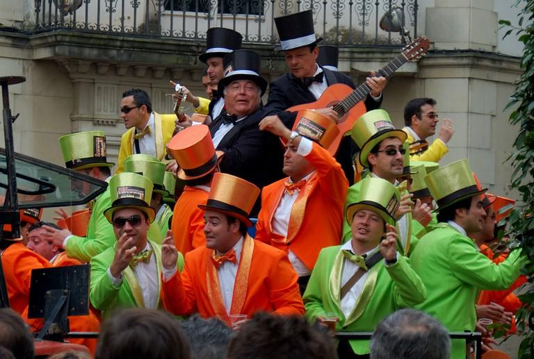 Carnaval Cadiz, Spain